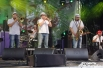 На сцене участники коллектива  Muchachos Band