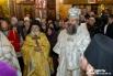 Митрополиту Кириллу за литургией сослужил игумен монастыря Иоанна Русского в Пефкохори, архимандрит Тимофей, который специально прибыл на Средний Урал из Греции.