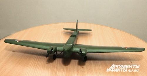 Макет самолёта ТБ-1