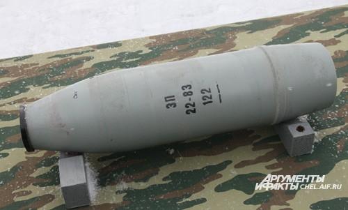 Именно такие боеприпасы уничтожают на Чебаркульском полигоне