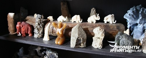 Слоновья экспозиция.