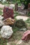 В музее Маторы собраны камни разных пород, различных габаритов и цветов.