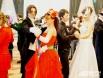 Целый месяц для участников бала шли уроки старинных танцев