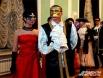 Изысканные костюмы гости вечера придумывали самостоятельно