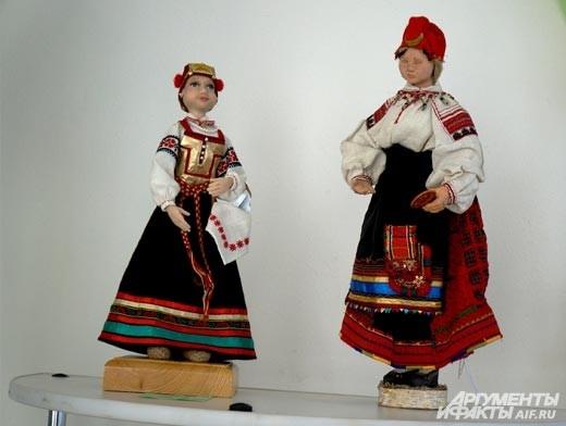 Имея под ругой современные материалы, рукодельники всё равно возвращаются к традиционным народным истокам.