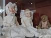 Куклы  для новорожденных придуманы американцами в конце XIX века. У этих игрушек лица малышей, подсмотренные художником в роддоме. Обычно такие куклы создавались с двумя-тремя лицами – грустным, веселым и спящим.  Чтобы поменять кукле настроение, надо  по