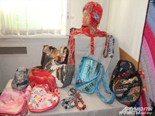 После выставки многие из сумок заберут новые хозяйки