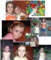 Эти фотографии были сделаны, когда Сандра жила в Португалии