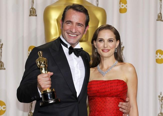 Лучший актер 2012 года — Жан Дюжарден