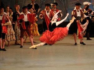 Дон Кихот балет в 3-х действиях, 6-ти картинах