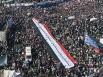 25 января 2012 года. В Египте отмечается первая годовщина революции 25 января 2011 года , которая привела к свержению режима президента Хосни Мубарака.