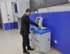 Заявителям предоставляется возможность получить дополнительные услуги. В зале расположен копировально-множительный аппарат, банкомат.