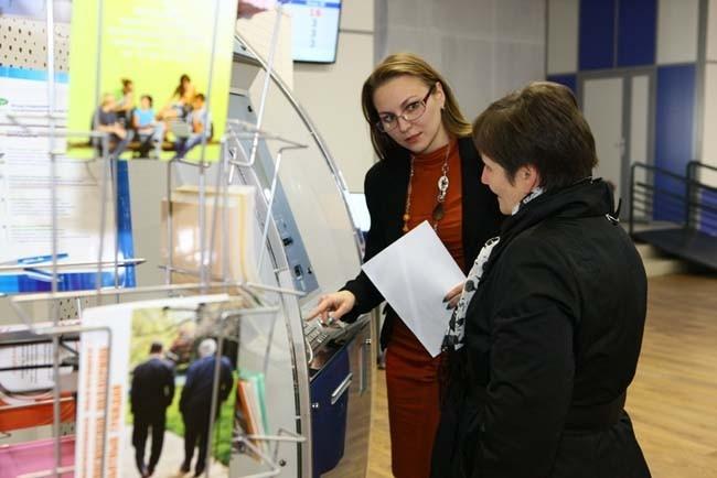 Информационный киоск Ростелеком предназначен для обеспечения возможности доступа  заявителя к порталу государственных услуг и услуг местной, внутризоновой  сети связи общего пользования.