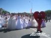 Настоящим украшением праздника, конечно же, стали участницы парада невест.