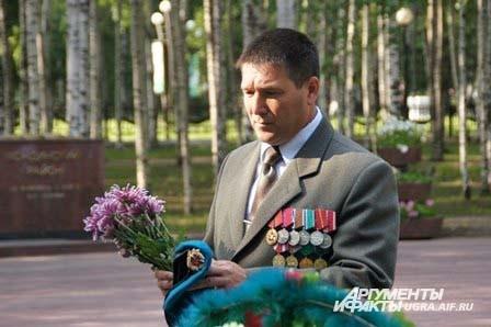 Лучшее украшение мужчины - ратные медали