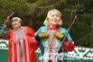 Югорские бабушки - спели знаменитую песню  на мансийском и хантыйском не хуже Бурановских