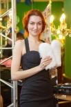 ...и рукавички от Мехового салона «Оксана»