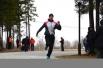 Первый день соревнований проходил  в «Сказке». на базе туризма и отдыха, ставшей любимым «спортивным местом» в районе.