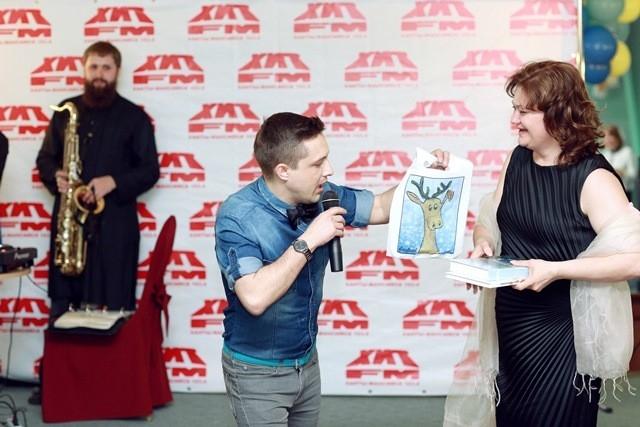 Ведущим яркого шоу стал Максим КУЧЕР.