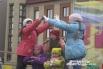 А на сцене выступали юные таланты Ханты-Мансийска.