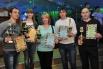Спортсменов, которые заняли призовые места в каждом виде спорта, наградили  дипломами и кубками.