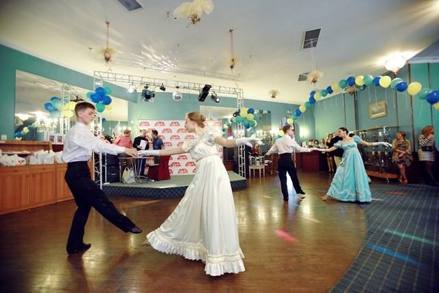 Студенты филиала МГУКИ провели экспресс-курс по бальным танцам
