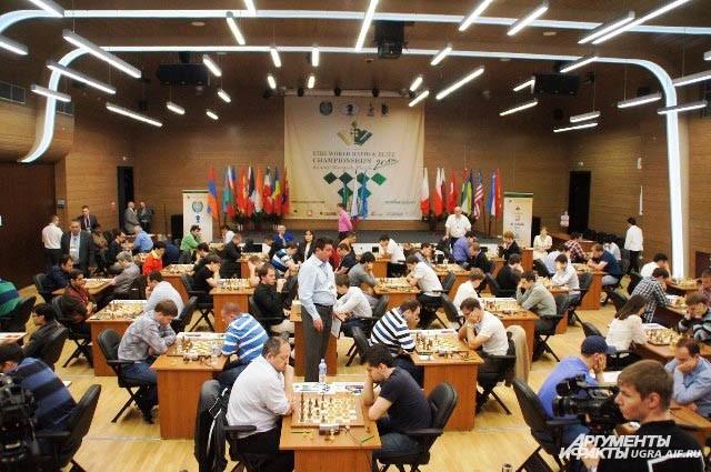 В Шахматной академии стартовал Чемпионат мира по блицу и быстрым шахматам
