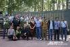 Общее коллективное фото. Многие не смогли поучаствовать в митинге - так как пятница -рабочий день