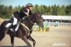А вот лучшим по в категории «юниоры» стал Ниязов Руслан на лошади по кличке Тост из Казахстана