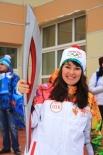 Также на открытии эстафеты присутствовала Алина Таипова – директор Волонтерского центра Югорского государственного университета.