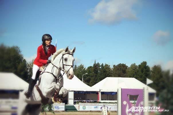 Второй стала Алена Бабушкина из Екатеринбурга. А третье место досталось Анастасии Данелия из Тюмени.