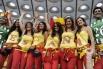 Болельщицы сборной Испании