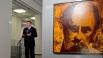Президент Украины Виктор Янукович в Музее Тараса Шевченко в Каневе