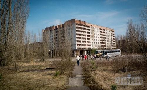 Туристический тур в Припять
