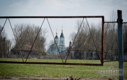 Церковь в Припяти