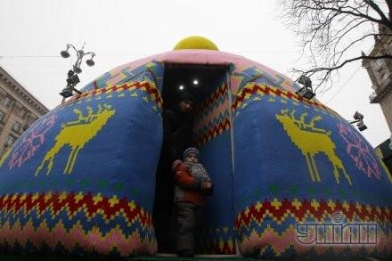 Арт-проект «Теплый Киев»