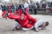 Народный праздник «Казацкая Масленица у Запорожского Дуба»