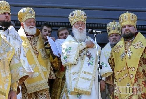 Филарет и священники