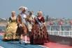 Костюмированный бал-маскарад во время Дня флота
