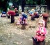 Двор в г. Украинка (Киевская область)