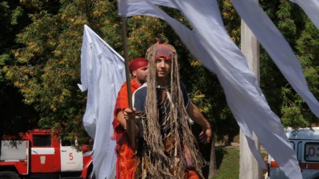 Первый общегородской фестиваль семьи и детства «Добрый день»