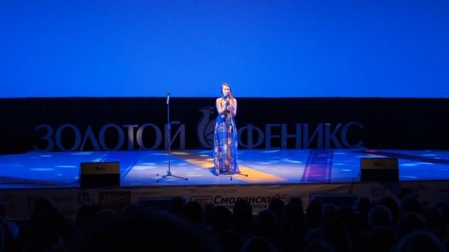 Поет Аглая Шиловская