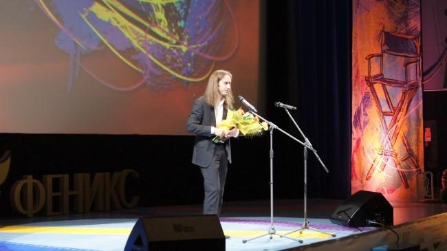 Первый приз молодого режиссера - Дарин Сысоев