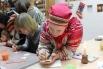 Мастер-класс по росписи елочных украшений