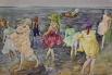Мастерская авторов гигантского полотна «Соловьева переправа»