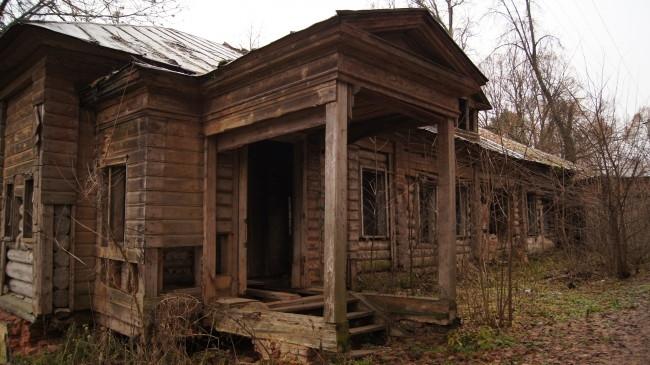 Дом графини