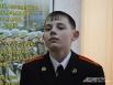 Почетный караул в музее - воспитанники Смоленского фельдмаршала Кутузова кадетского корпуса
