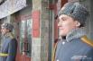"""Караул, выставленный у входа в КДЦ """"Губернский"""", задавал тон мероприятию"""