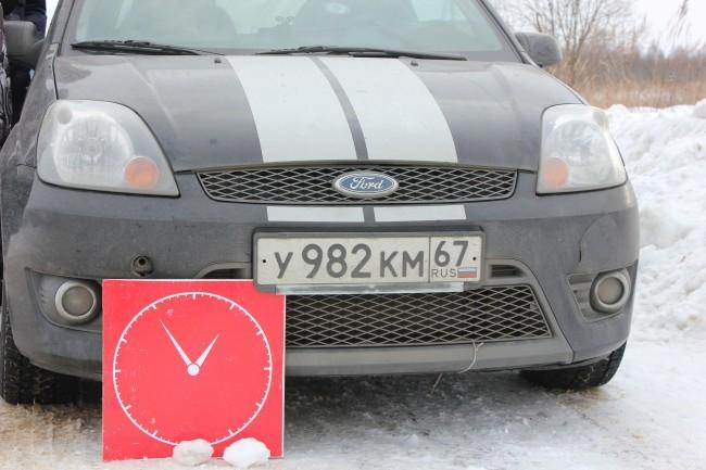 В Смоленске провели навигационное ралли памяти Михаила Ивашина