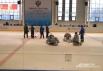 Тренировка смоленских хоккеистов на новой ледовой арене